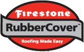 Firestone for flat roofs